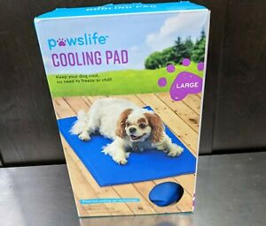 Pawslife Summer Cooling Pad for Pets. Size Large 36 Inchx20 Inch