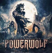POWERWOLF - BLESSED & POSSESSED  CD NEW+