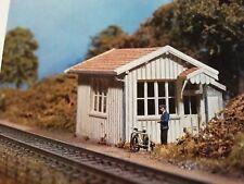 Cabane d aiguilleur ou de chantier ferroviaire