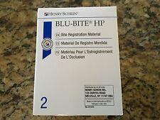Henry Schein Blu Bite Hp Bite Registration Material 2 50ml Mint