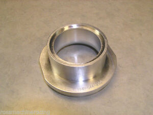 Round 2 Inch Velocity Stack  RMR-044-2.00 Aluminum 6061 Made USA