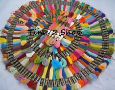 175 New Anchor Solid Stitch Skeins Cotton Embroidery Thread Floss DEMANDING KIT