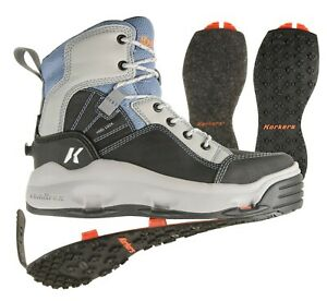 Korkers W's BuckSkin Mary Wading Boots