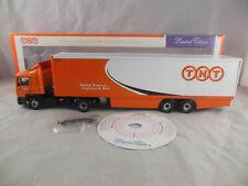 Corgi 75701 MAN Box Trailer TNT Global Express 1:50 Scale
