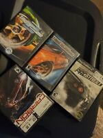 Need For Speed Underground 1 & 2 Pro Street And Carbon Playstation 2 Ps2 Lot