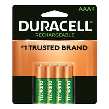 Duracell Dc Nl Aaa4Bcd Rechargeable Battery, 850 mAh