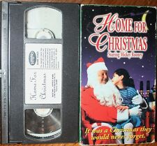 HOME FOR CHRISTMAS (vhs) starring Mickey Rooney. VG Cond. Rare. Holidays. NR