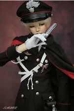 SD17 Super Dollfie Sadol limited Operation Vatican army set NEW $0 ship BJD