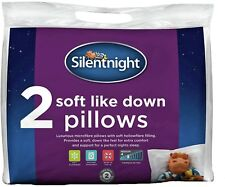 Soft Like Down Pair of Pillows