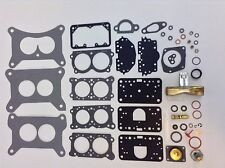 HOLLEY 2300 CARBURETOR KIT 1967-1969 CHEVY CORVETTE 427 ENGINE TRI POWER FLOAT