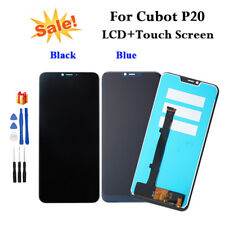 For Cubot P20 LCD Display+Touch Screen Digitizer Assembly Replacement with Tools