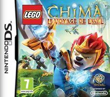 Lego Chima le voyage de Laval JEU DS NEUF