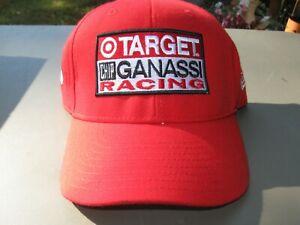 Dan Wheldon #10 Target Chip Ganassi Racing Hat