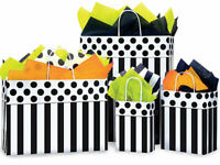 DOMINO ALLEY Design Party Gift Paper Bag Only Choose Size & Package Amount