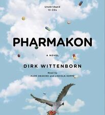 Pharmakon by Dirk Wittenborn (Audiobook, 2008, CD, Unabridged)