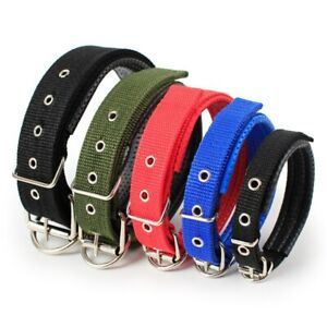 Classic Adjustable Pet Dog Collars Puppy Cat Durable Foam Collar Pet Necklaces