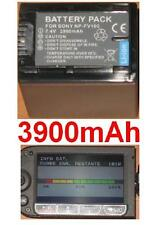 Akku 3900mAh typ NP-FV100 Für Sony HDR-CX570