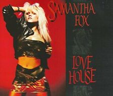 Samantha Fox Love house (1988; 3''/5''-case) [Maxi-CD]