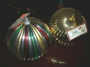 """Large Christmas Ornaments~10"""""""