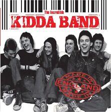 Incredible Kidda Band - Made In England - CD (2nd Album) 2014, Black and Blue
