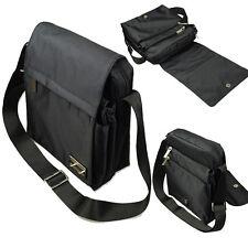 "10.1""Black Tablet Messenger Bag For iPad/Samsung Galaxy Tab A/Lenovo Tab 2 A10"