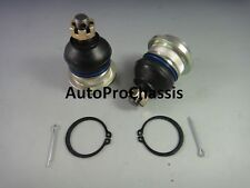 2 FRONT UPPER BALL JOINT FOR DODGE RAM 50 85-93 MITSUBISHI MIGHTY MAX 87-96