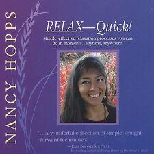 FREE US SHIP. on ANY 2 CDs! NEW CD Nancy Hopps;Nancy Hopps, Nancy H: Relax-Quick