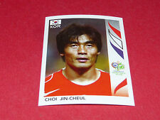 497 CHOI JIN-CHEUL COREE KOREA PANINI FOOTBALL GERMANY 2006 WM FIFA WORLD