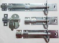 Brenton Pad Bolts Heavy Duty Lockable - Doors Gates & Sheds - Premium UK Quality
