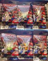 MONOPOLY GAMER SUPER MARIO KART TOKEN POWER PACK MOVER *YOU PICK* NEW SHIPS FREE