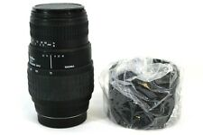 Sigma 70-300mm DL Macro Super AF Camera Lens Made in Japan for Minolta