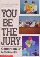 You Be the Jury: Courtroom IV by Marvin Miller