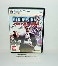 JEU PC COMPLET DEADRISING 2 OFF THE RECORD