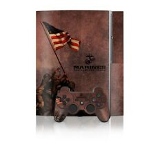 USMC Sony PS3 Console Skin - Honor - DecalGirl Decal