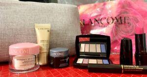 Lancome/Shiseido/Clinique/Estee Lauder 6 Pc. & 7 Pc. Gift Set - Value Up to $75