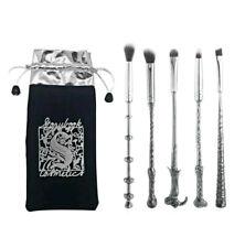 5pcs Harry Potter Magic Wand make up brushes Cosmetic Wizards Makeup Brush
