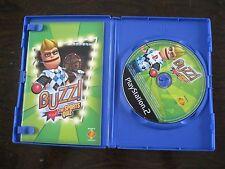 Buzz Sports Quiz (Sony PlayStation 2, 2006)  ***REQUIRE BUZZERS***