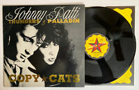 Johnny Thunders & Patti Palladin - Copy Cats - 1988 UK 1st Press (NM)