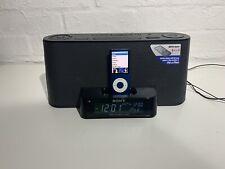 Sony ICF-C1iPMK2 Speaker Dock / Clock Radio for iPod + iPhone