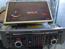 Autoradio Gps rt3 T7-N3 96646345XH rt4 rneg1 SANS ÉCRAN ! Peugeot 308