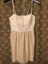 AMERICAN EAGLE OUTFITTERS Fit & Flare Cotton Dress Size M MSRP$44.95