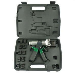 Hydraulic Hexagon Crimping Tool HT-150 Safety System Inside Crimp 4-150mm²