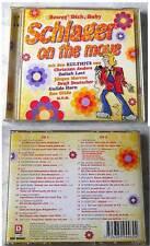 Schlager On The Move - Benny Quick, Mary Roos, Zeltinger Band, Gitte, .. DO-CD