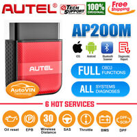 Autel OBD2 Scanner Full System Auto Diagnostic Tool Oil EPB Reset Code Reader