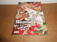 Highschool of the Dead Vol. 1 by Daisuke Sato Manga Book in English