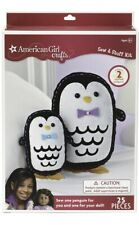 American Girl Crafts Sew & Stuff Kit Pair of Penquins New