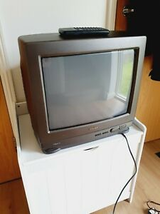 "Toshiba 17"" CRT TV Vintage Gaming Monitor 1782TB"