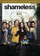 Shameless: The Complete Fifth Season (DVD, 2015, 3-Disc Set) 5 Five
