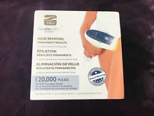 Silk'n FLASH N' GO LUX Face & Body Hair Removal Device 120,000 Pulses  **NEW**