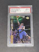 1998 Upper Deck Encore Gold F/X Vince Carter /1000 PSA 9 RC Rookie PSA
